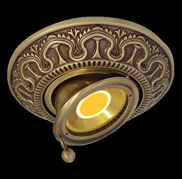 Iluminaci n decorativa de dise o y lujo cordoba swivel - Lamparas roma vitoria ...